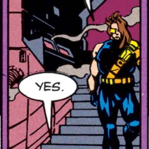 Snnnnrk. (Weapon X #1)