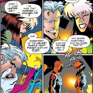This is just incandescently delightful. (Astonishing X-Men #1)