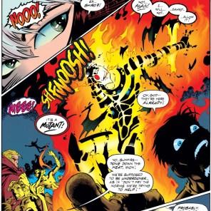 Best character design in the AoA. (Astonishing X-Men #2)
