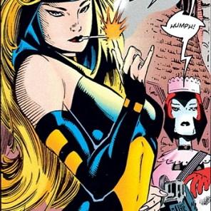 """Just a few more hours and a few dozen more cigarettes until Tom Waits karaoke night!"" (Amazing X-Men #1)"