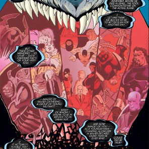 """Open wide and say """"flashback""""! (Amazing X-Men #3)"""
