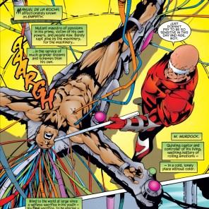 DAMNIT, Matt. (X-Universe #2)