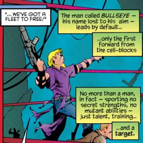 Clint Barton? James Rhodes? Lester Whatshisname? Who even knows, anymore? (X-Universe #2)