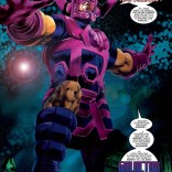 Galactus is a poet, and he didn't even know it! (He knew it.) (What If? vol. 2 #81)
