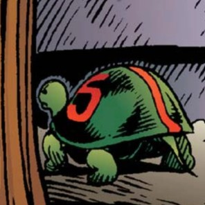 I LOVE THIS TURTLE. (Generation X #5)