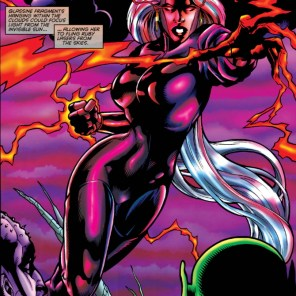 I guess this counts as a malicious pose, but I feel like its main victims are her spine and ribcage. (Storm #2)