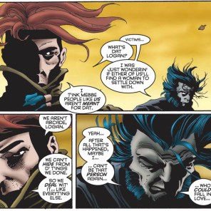 Dudes, man. (Wolverine and Gambit: Victims #4)