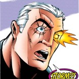Somewhere in the multiverse, there's a timeline where Aidan Quinn was cast as Cable, and I want to go there. (Storm #4)