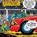 """They're never sure how many of them they are, and the uncertainty is difficult to live with."" (X-Men Annual 1995)"