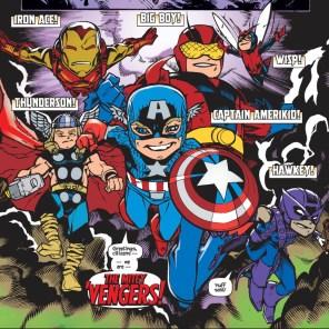 'Vengers Assembly! (X-Babies: Reborn #1)