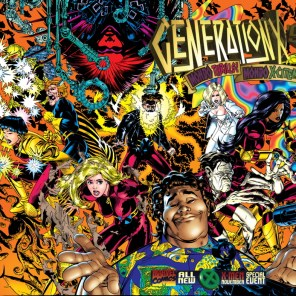 So, yeah, there's a lot going on. (Generation X Annual 1995)