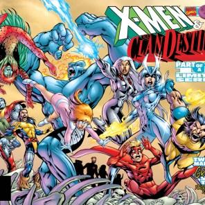 Aaaaand here we go! (X-Men/ClanDestine #1)