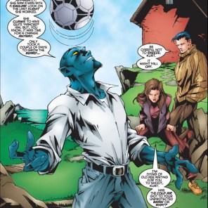 Meet the new Kurt: Now 50% more Age of Apocalypse! (Excalibur #96)