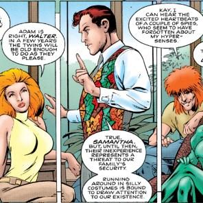 Meet the Destines! (X-Men/ClanDestine #1)