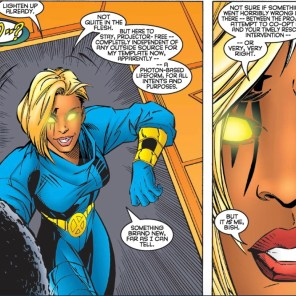And she's back! (Uncanny X-Men Annual 1996)