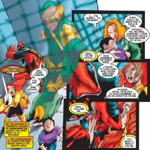 IT WAS GAMESMASTER ALL ALONG SURE WHY NOT (X-Force #56)