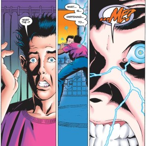 Puberty's rough, buddy. (X-Men Unlimited #8)