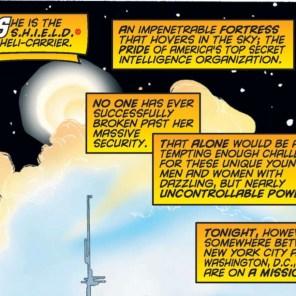 LIES ALL LIES (X-Force #55)