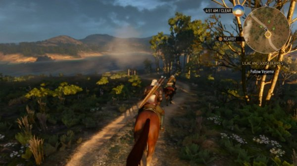The Witcher 3- Wild Hunt Complete Edition Review Nintendo Switch