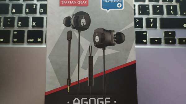 spartan gear agoge wired headset