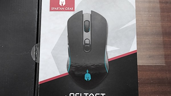 Spartan Gear Peltast Wired Gaming Mouse
