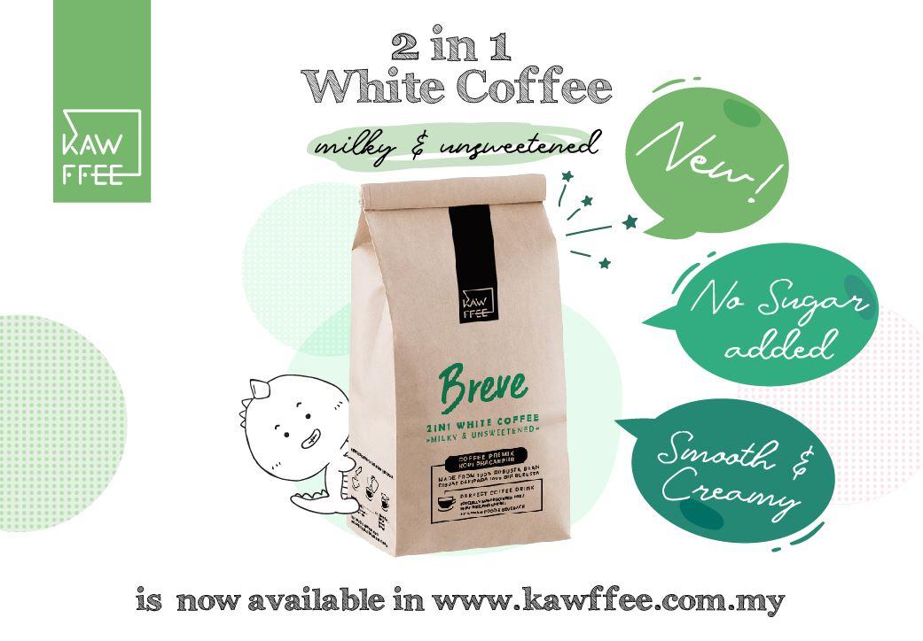 Xplode LIAO_Kawffee_3 in 1 coffee