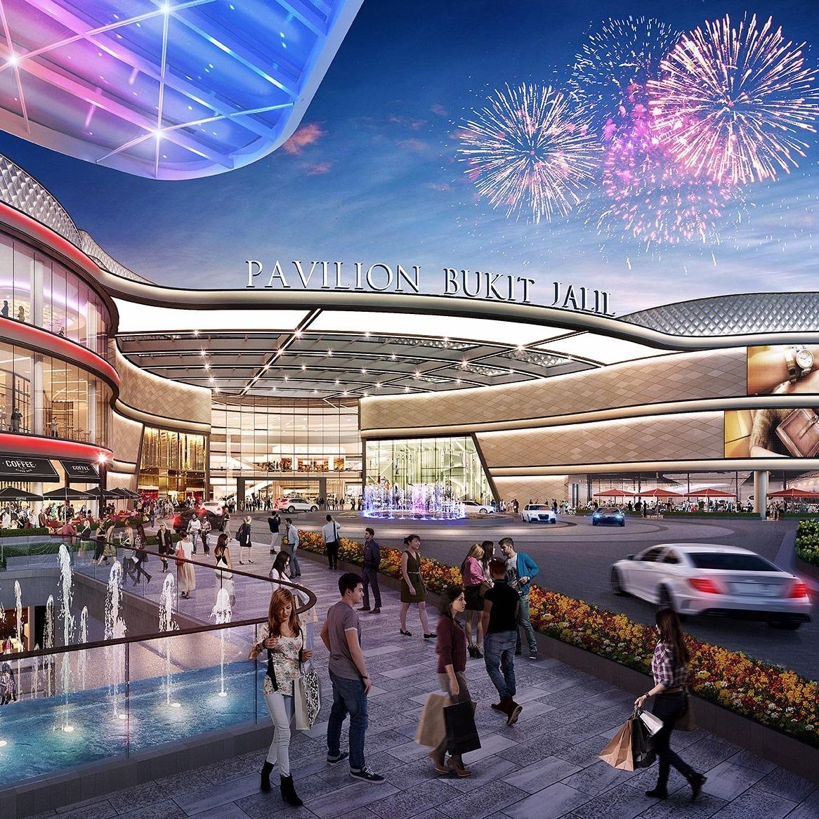 XplodeLIAO_ShoppingMall_购物广场_Pavilion_BukitJalil