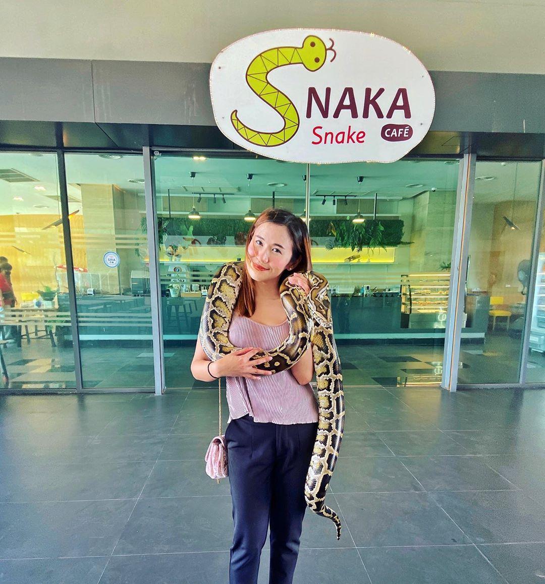 XplodeLIAO_泰国蛇cafe1