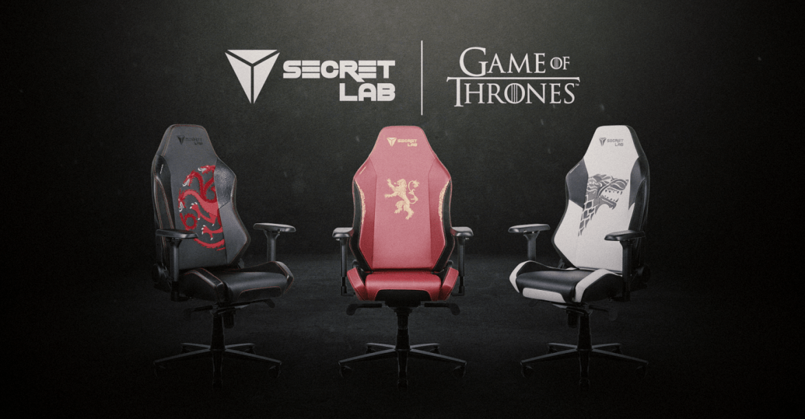 Xplode LIAO_Game of Thrones_Gaming Chairs_好康