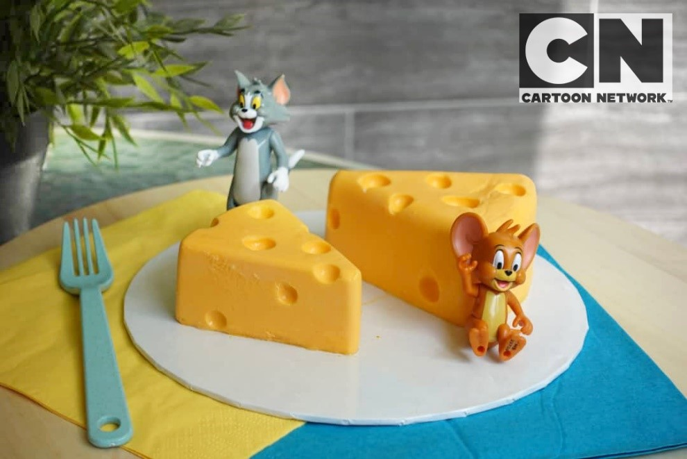Xplode LIAO_Tom and Jerry_cheese cake