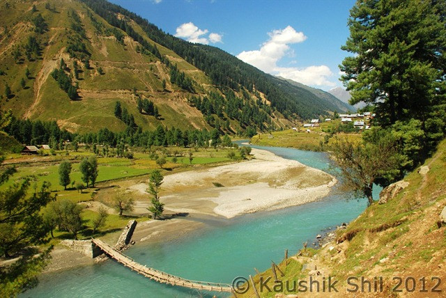 Warwan Valley, Kishtwar, Jammu Kashmir, India