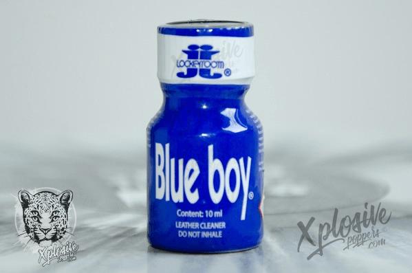 Poppers Blue Boy Lockerroom 10ml