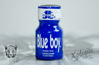 Poppers Blue Boy Lockerroom 10ml