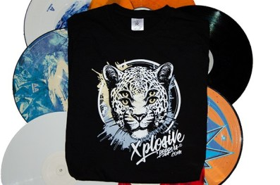T-SHIRT XPLOSIVE POPPERS