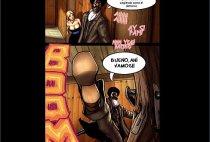 Quadrinhos porno, Comic - True Dick