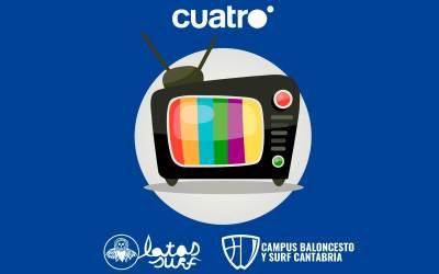 Salimos en Cuatro TV