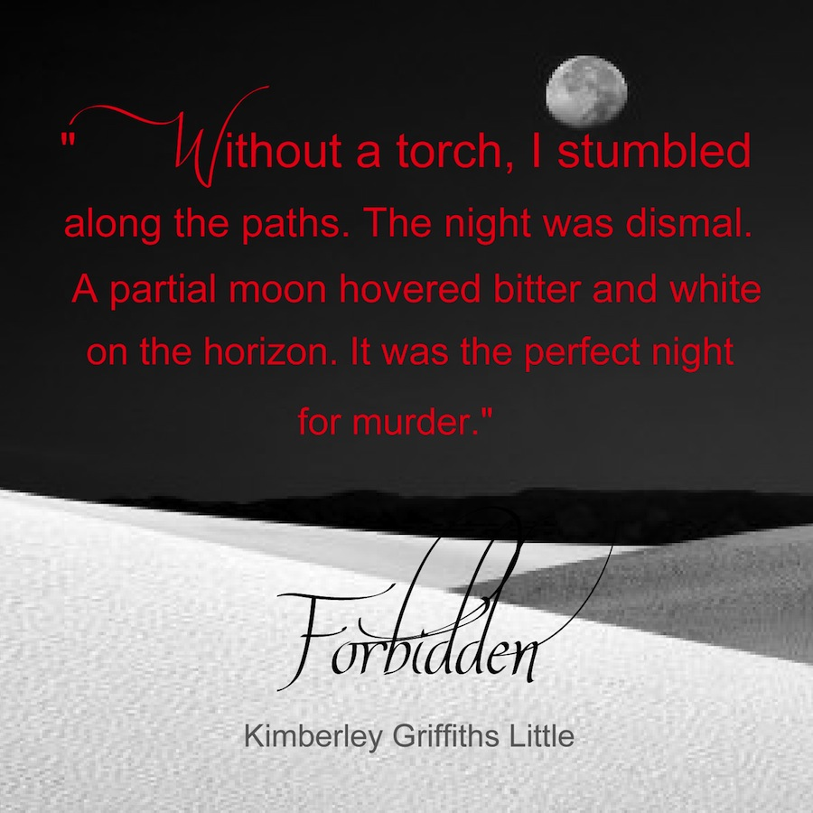 Forbidden Quote Without a torch(1)