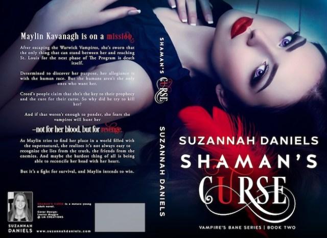 SHAMAN'S CURSE SUZANNAH DANIELS FULL JACKET FOR SHARING