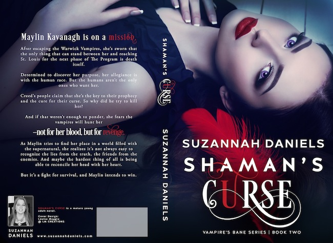 SHAMAN'S CURSE SUZANNAH DANIELS FULL JACKET FOR SHARING