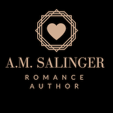 A M Salinger author graphic