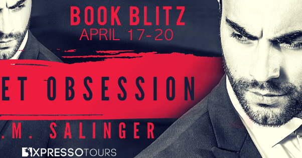 Sweet Obsession by A M Salinger release blitz banner