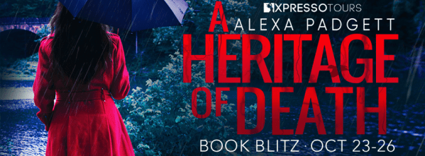 A Heritage of Death blitz banner
