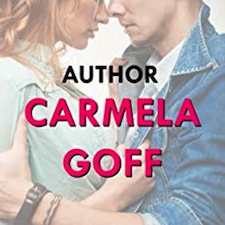 Carmela Goff author graphic