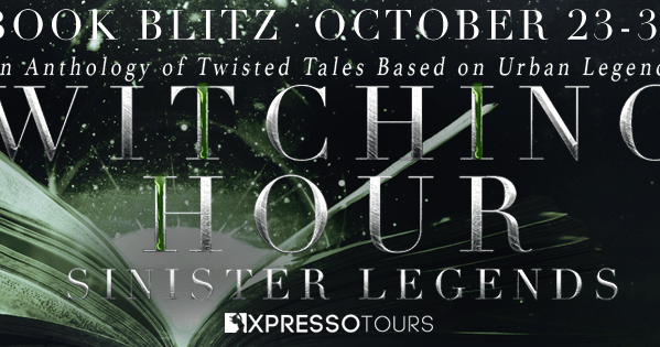 Witching Hour: Sinister Legends blitz banner