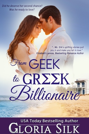 From Geek to Greek Billionaire cover