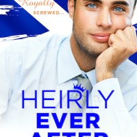 Xpress Book Tours Cover Reveal :Heirly Ever After by Magan Vernon