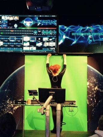 Green Screen BVE