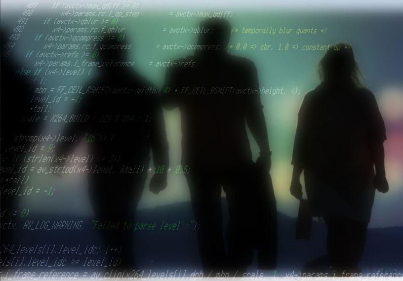 Big Data with three guys