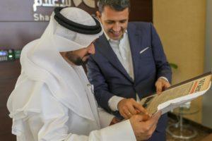 NOA-Sharjah-history