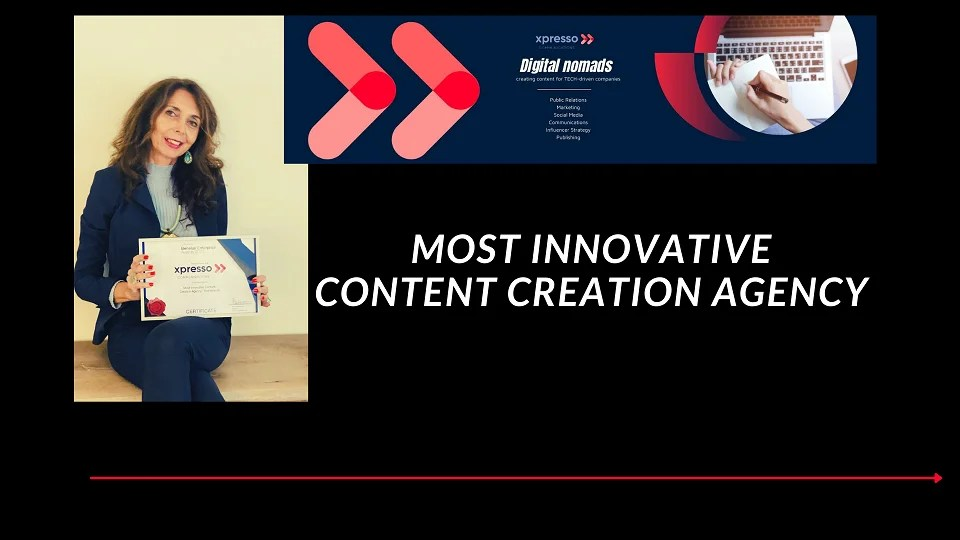 Award-Xpresso-Communications-Most-Innovative-Cotnent-Creation-Agency